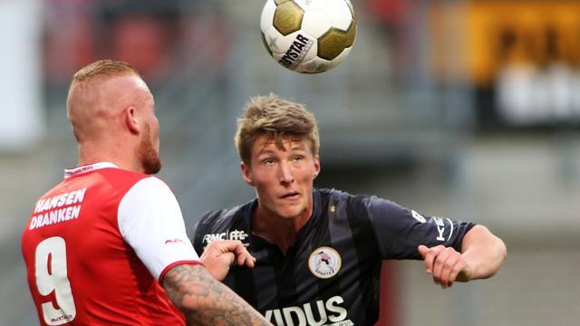 Bekijk de samenvatting van MVV Maastricht-Sparta Rotterdam