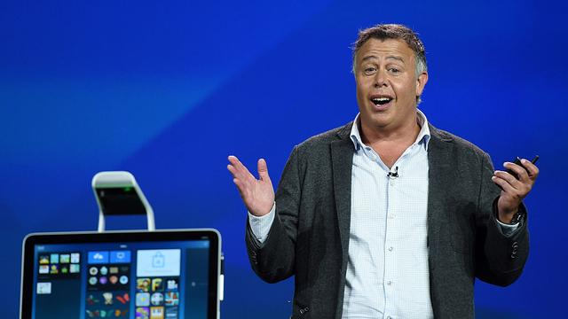 HP-directeur Dion Weisler kondigt vertrek bij bedrijf aan