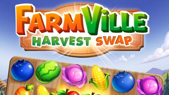 Zynga lanceert Candy Crush-achtige Farmville-game