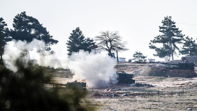 IS doodt vijftien rebellen in gevechten in Syrië