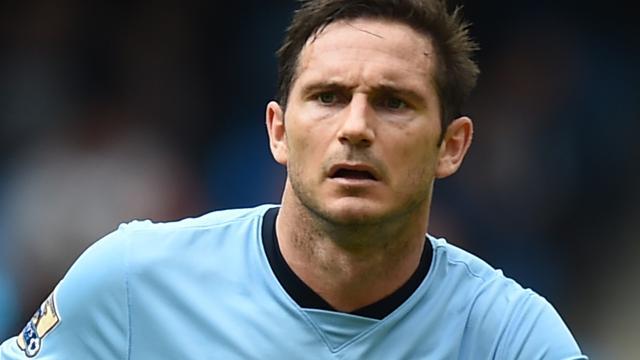 Lampard moet MLS-debuut uitstellen vanwege kuitblessure