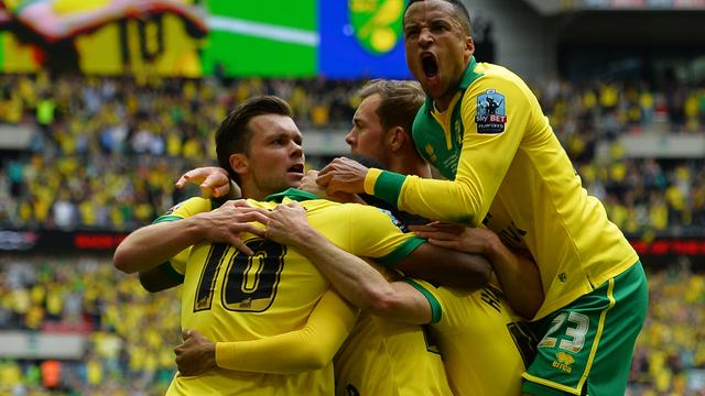 Norwich City na jaar afwezigheid terug in Premier League