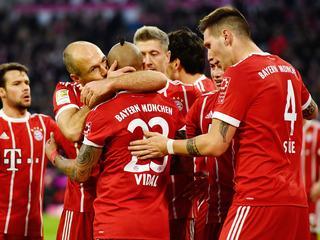 'Rekordmeister' ziet concurrent Leipzig gelijk spelen