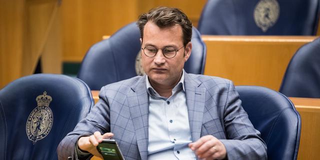 VVD-Kamerlid Arno Rutte verlaat politiek vanwege hoge werkdruk