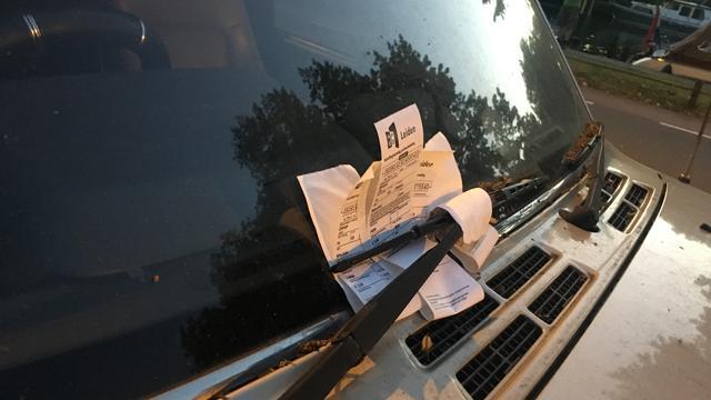 Gemeente schrijft mogelijk al jaren ongeldige parkeerboetes uit