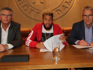 Ook middenvelder Hansson tekent voor twee jaar bij in Rotterdam