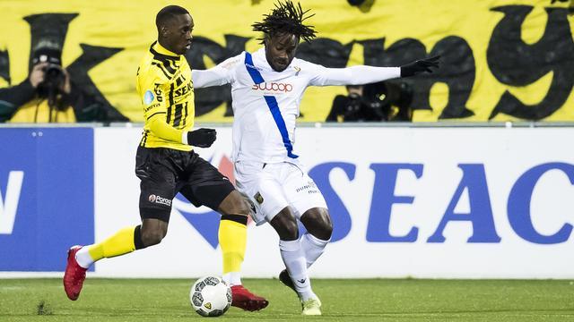 VVV houdt Vitesse op gelijkspel, Excelsior verrast Heerenveen