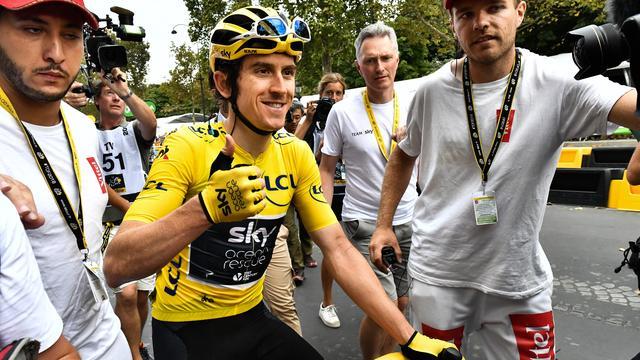 Tour de France-winnaar Thomas kan Team Sky verruilen voor BMC