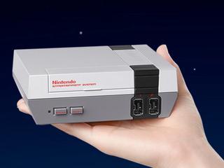 NES Classic Mini 'het hele jaar weer verkrijgbaar'