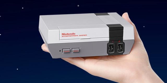 Nintendo gaat miniversie van NES-spelcomputer verkopen