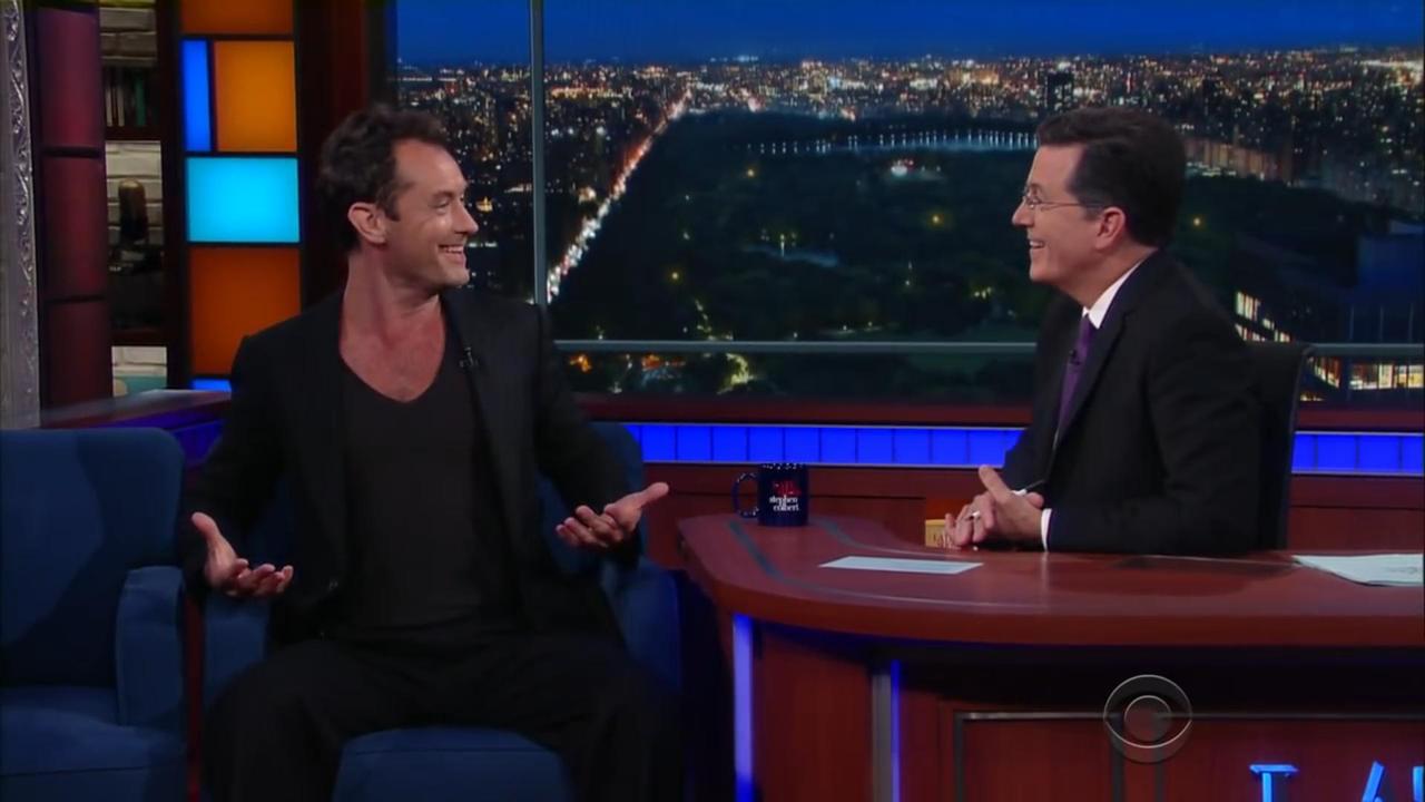 Jude Law weigerde Superman-rol