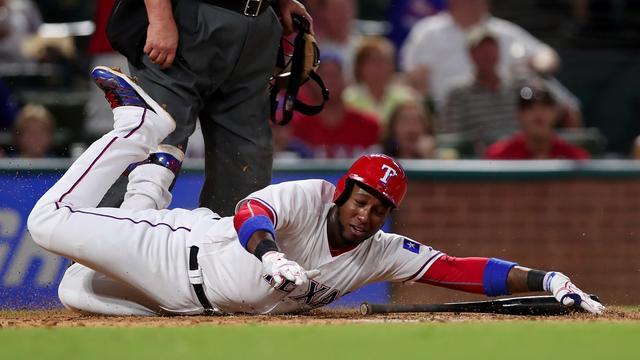 Jurickson Profar (Texas Rangers)