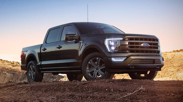 Ford vernieuwt op een na bestverkochte voertuig ter wereld