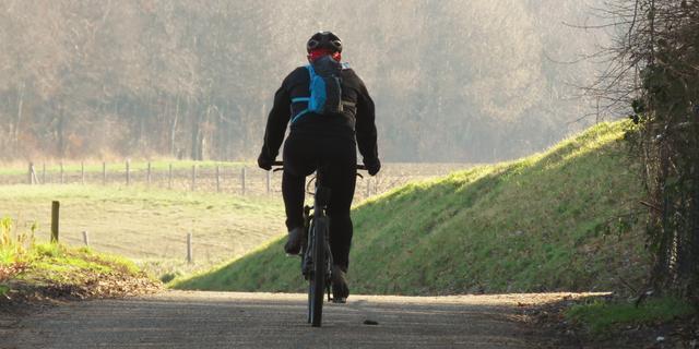 Nieuwe fietsroute Rotterdam in de richting van Delft compleet