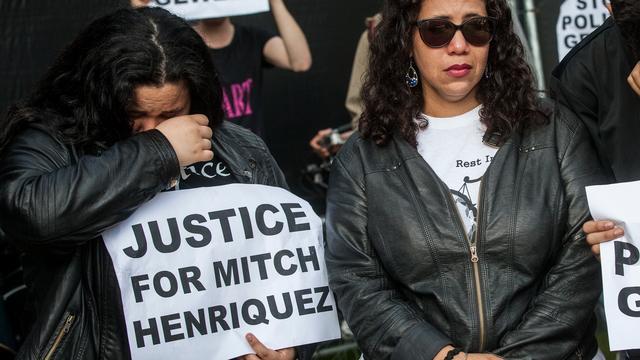 'Namen veroordeelde agenten in zaak Henriquez moeten geheim blijven'