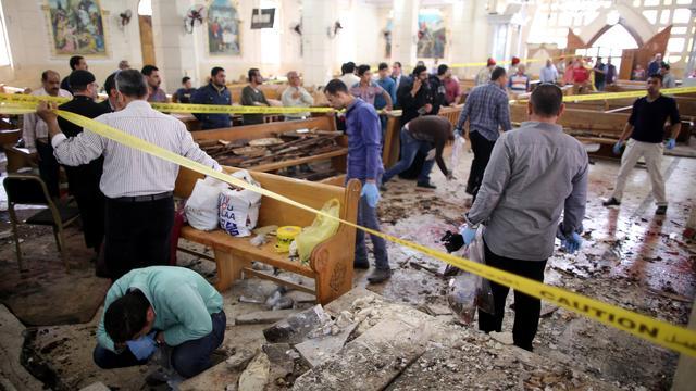 Dodental na aanslagen in Egypte blijft oplopen