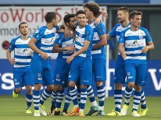 Zwollenaren verslaan Tukkers met 2-0
