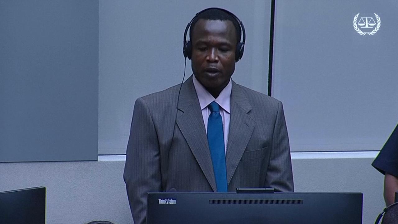 Rechterhand van Joseph Kony: 'Ik ontken alle beschuldigingen'