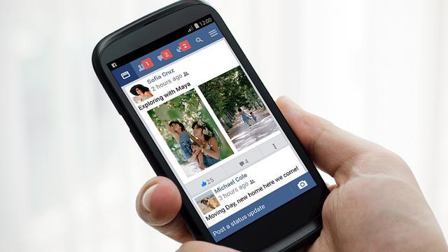 Facebook presenteert app voor langzame smartphones met slechte verbinding
