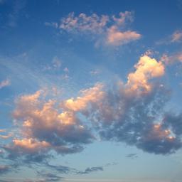 Weerbericht: In de ochtend veel zon, 's middags wolkenvelden