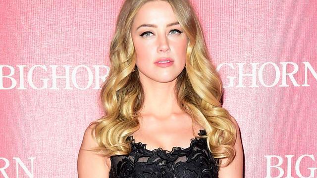 Amber Heard in gesprek voor vrouwelijke hoofdrol in Aquaman