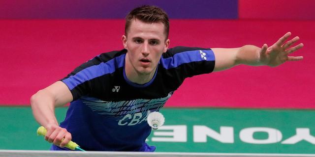 Badmintonner Caljouw: 'Voel hier waardering die voetballers in Europa krijgen'