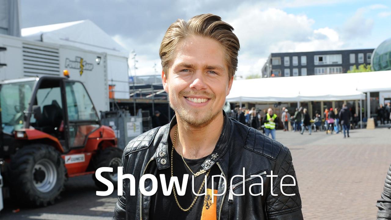 Show Update: André Hazes noemt neefje 'enige familie'