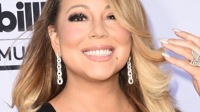 Mariah Carey dineert met Israëlische premier