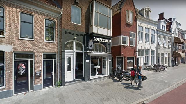 Dakloze man (56) opgepakt na overval op coffeeshop Schuitendiep