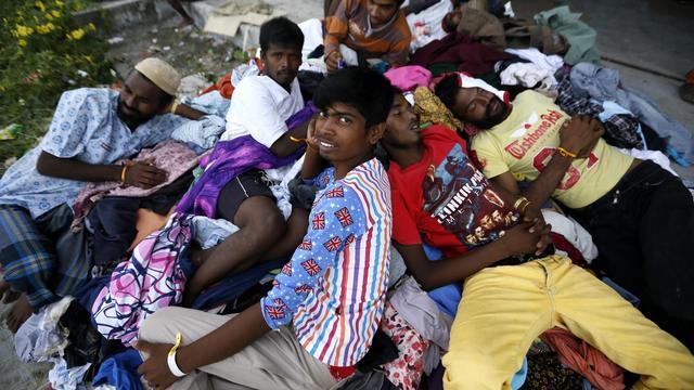 Myanmar zegt niet verantwoordelijk te zijn voor bootvluchtelingen