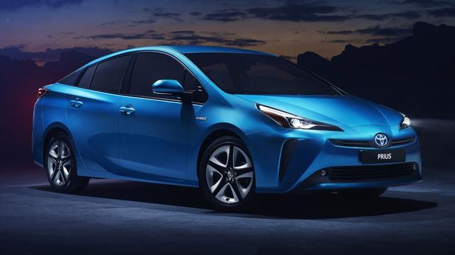 Toyota Prius krijgt ander uiterlijk en hoogwaardiger interieur