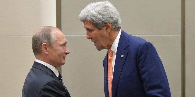 Amerika schort contact met Rusland over Syrië op