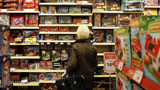 Consumentenprijzen 1,3 procent hoger in oktober