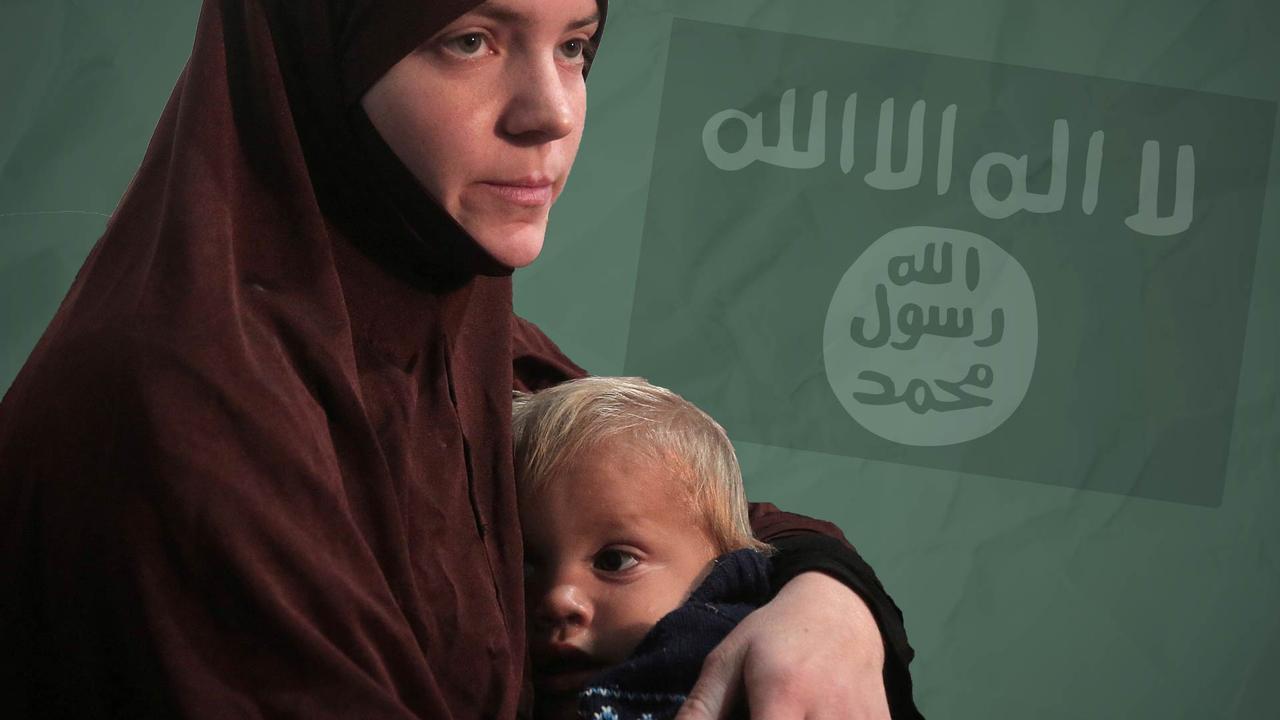 IS-kinderen (en hun moeders) terughalen of niet?