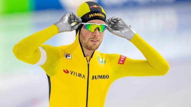 Roest wint met grote voorsprong: 'Maar ik reed niet een heel goed toernooi'