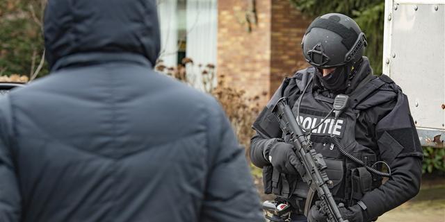 Vlissinger opgepakt voor mogelijke bedreigingen en vondst vuurwapen
