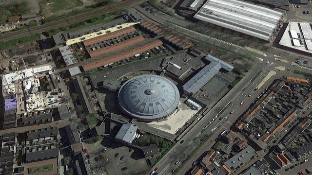 Schuldeiser legt beslag op De Koepel in Haarlem
