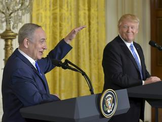 Israël hoopt op betere relatie met Washington dan tijdens regering Obama