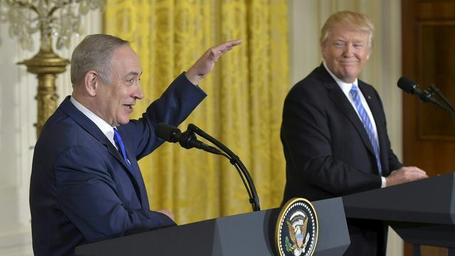 Trump en Netanyahu richten hun pijlen op Iran