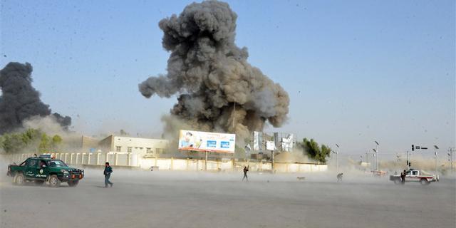 Zes doden en tientallen gewonden door aanslagen in Afghanistan