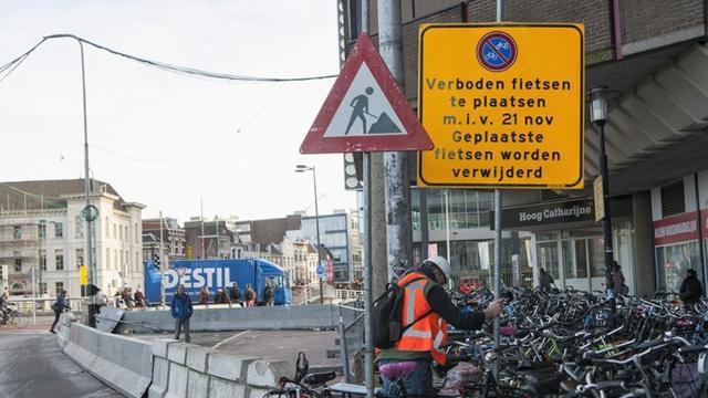 Maanden vertraging nieuwe ingang Noordertunnel bij Utrecht Centraal