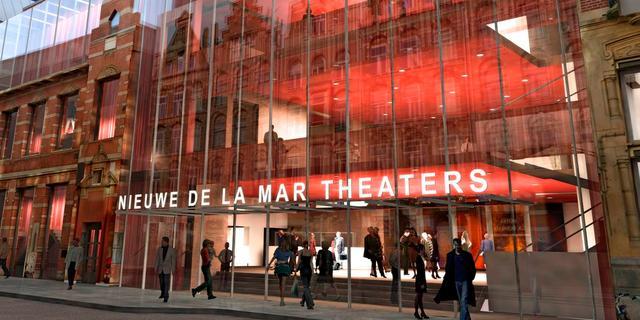 DeLaMar Theater viert jubileum met gratis kaarten voor ziekenhuispersoneel