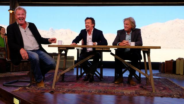 Kiefer Sutherland en David Hasselhoff in nieuw seizoen The Grand Tour