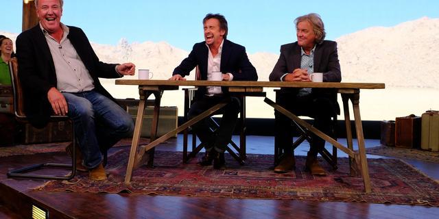 Kiefer Sutherland en David Hasselhoff in nieuw seizoen The Grand Tour