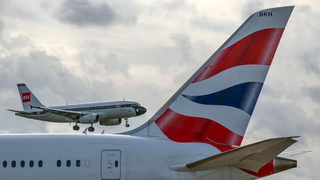 British Airways schrapt honderden vluchten vanwege stakende piloten