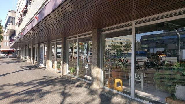 Pop-uprestaurant Wall Street blijft komende twee maanden nog open