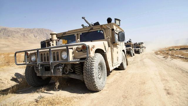 'Inname Kunduz geen voorbode nieuw Talibanbewind'