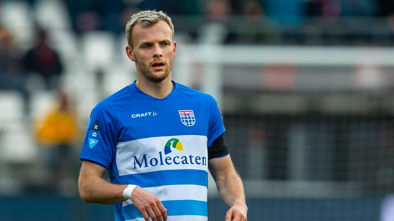 Pec Zwolle Lets Striker Thy Leave And Is Still Talking To Club Icon Van Polen Teller Report