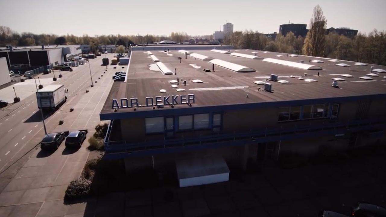 Top tien crowdfunding: Papierindustrie Adr. Dekker