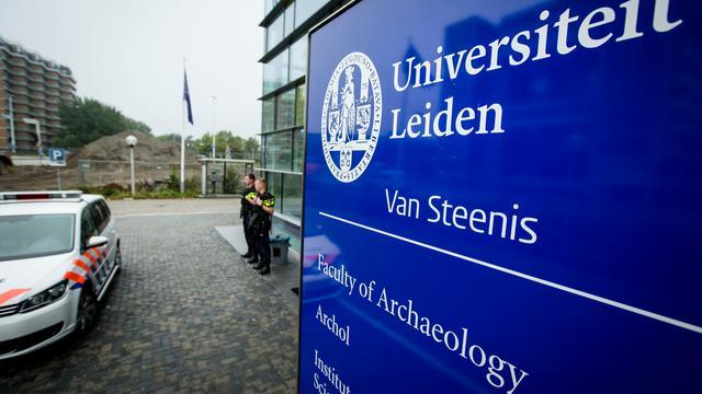 Bedreiger Universiteit Leiden veroordeeld tot 180 uur taakstraf
